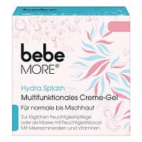 Bebe More Hydra Splash Multifunktionales Creme-Gel - Многофункциональный  крем-гель для лица