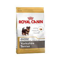 Royal Canin Yorkshire Terrier 29 Junior для щенков йоркширского терьера (7,5 кг)