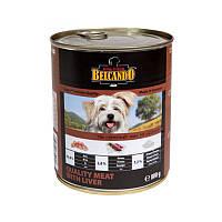 Консервы Belcando Отборное мясо с печенью (800 г)