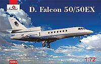 Dassault Falcon 50/50EX 1/72 Amodel 72293
