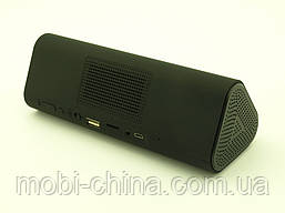 Atlanfa AT-7728 BT 6W, портативна колонка з Bluetooth FM MP3, black, фото 3