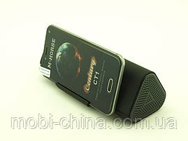 Atlanfa AT-7728 BT 6W, портативна колонка з Bluetooth FM MP3, black, фото 2