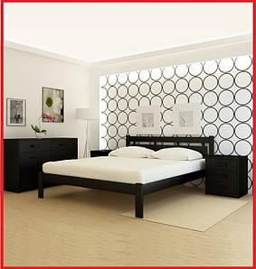 Кровать деревянная Гонконг-ольха (Анабель)