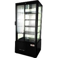 Шкаф холодильный настольный Frosty RT98L-1D черный