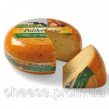 Сыр Гауда с травами 4,5 кг  50% Huizer Kaas Gild