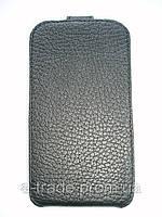 """Чехол книжка """"Силикон""""  для Nokia Lumia 510 черный"""