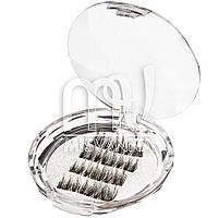Магнитные ресницы Lilly Beaute на трех магнитах, К014