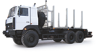 Лесовоз МАЗ-6317Х9-444 Euro 4