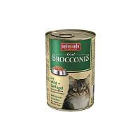 Влажный корм Animonda Brocconis для котов с дичью и птицей (400 гр)