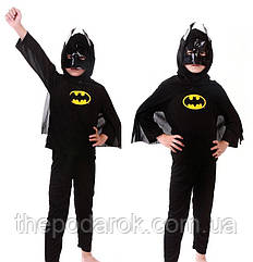 Маскарадный костюм Бэтмен (На рост 90-120)
