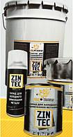 Протекторный состав ZINTEC для холодного цинкования наносится любым удобным способом