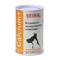 VitamAll (Витамол) Calcium+ витамины для собак и кошек (300 г)