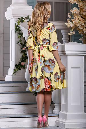 Нежное цветочное платье - 2 расцветки, фото 2