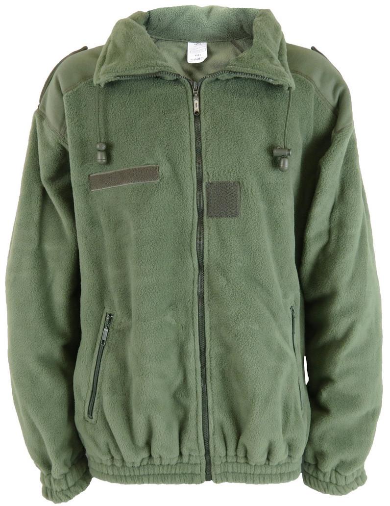 Куртка флисовая Франция