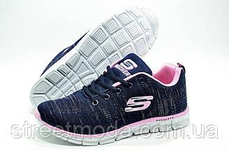 Кроссовки женские в стиле Skechers