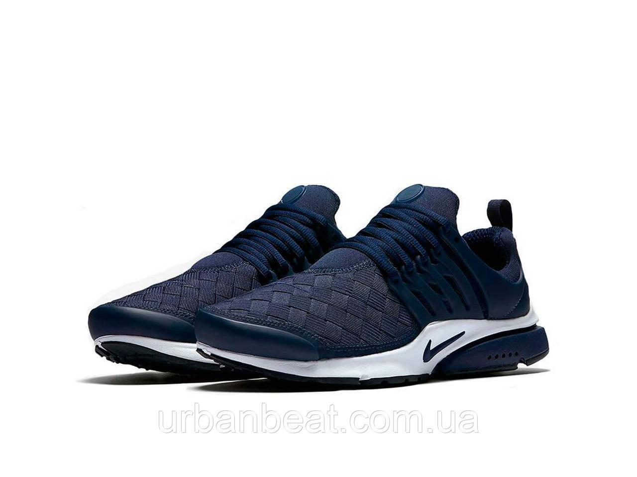 bdad6c095aa9 Мужские Кроссовки Nike Air Presto SE Blue РЕПЛИКА ААА — в Категории