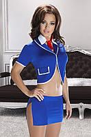 Ролевой костюм сексуальной стюардессы Avanua (Авануа) JULIA