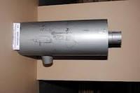 Глушитель КрАЗ-6510 узкое горло