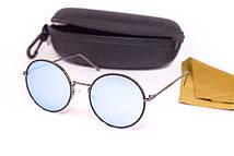 Модные круглые солнцезащитные очки