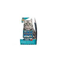 Пан-Кот РЫБА Сухой корм для взрослых кошек (10 кг)