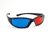 Анаглифные 3D очки красно-синие , фото 1
