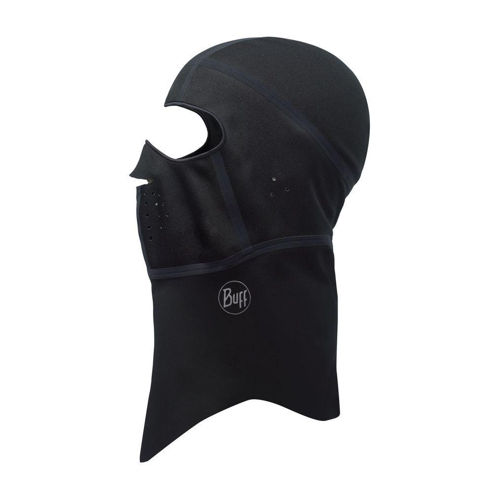 Балаклава Windproof Balaclava Buff® Solid Black S/M (111471.999.30.00)