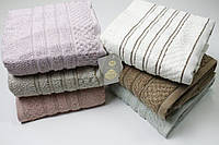 Махровое банное полотенце. (70*140). 100% Хлопок.