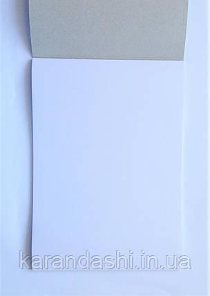Альбом-склейка SMILTAINIS для Маркеров А4 100/м2 25 лист MS-25, фото 2