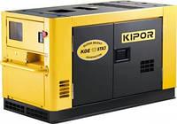 Трехфазный дизельный электрогенератор Kipor KDE12STA3