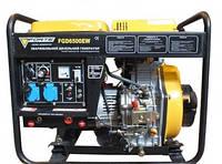 Forte FGD6500E Электрогенератор дизельный