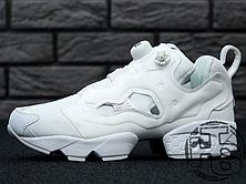 Женские кроссовки Reebok InstaPump Fury All White AR2199, фото 2