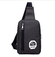 Рюкзак на одно плечо из нейлона, фото 1