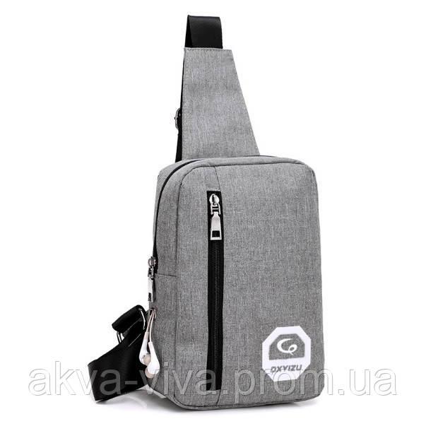 Рюкзак на одно плечо из нейлона (СР-1022)