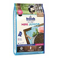 Сухой корм Bosch Junior Mini для юниоров маленьких пород (15 кг)