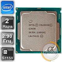 Процессор Intel Celeron G3930 (2×2.90GHz/2Mb/s1151) tray