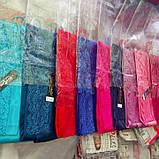 Жіноча сорочка з мереживом, колір різний, фото 5