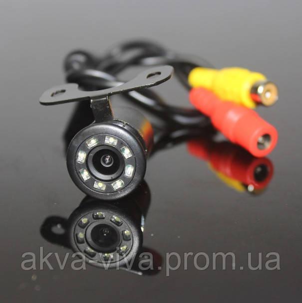 Камера заднего вида в авто Бабочка с диодами