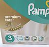 Подгузники Pampers Premium Care - 3 Midi (5 - 9 кг.) 120 шт. (Mega Box) , фото 2