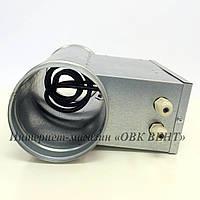 Электрический нагреватель ВЕНТС НК 125-0,8-1, VENTS НК 125-0,8-1 для круглых каналов