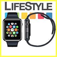 Умные часы-телефон Smart Watch А1 + Apple в Подарок