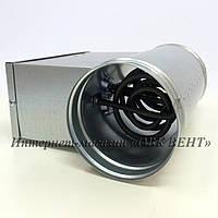 Электрический нагреватель ВЕНТС НК 125-1,2-1, VENTS НК 125-1,2-1 для круглых каналов