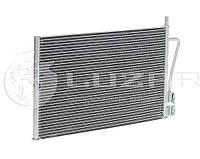 Радиатор кондиционера Форд Фиеста Ford Fiesta / Фьюжн Fusion / Мазда 2 Mazda 2