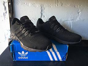 Кроссовки мужские Adidas SUPPORT.Черные, фото 2