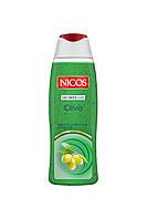 Гель для душу Nicos, Olive, 250 мл