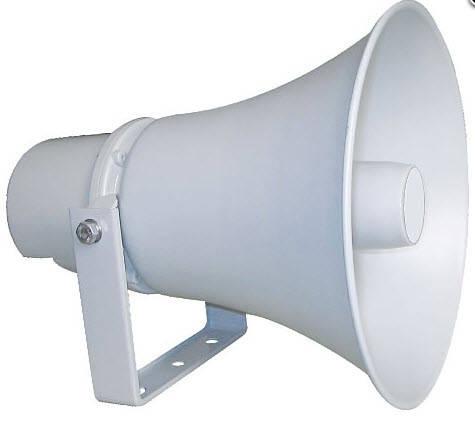 Гучномовець 50 Вт рупорний підвісний трансформаторного типу HL AUDIO H50, фото 2