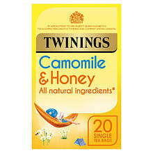 Чай Twinings Infusions Camomile Honey & Vanilla , 30 г