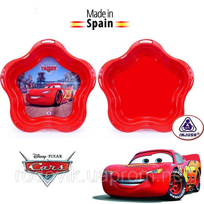 Песочница - бассейн детская Cars