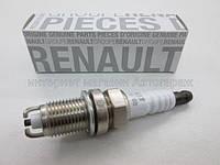 Свеча зажигания на Рено Кенго II 1.6i /1.6 16V - Renault (Оригинал) 7700500168