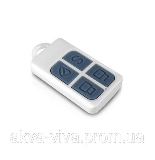 Пластмассовый пульт дистанционного управления к беспроводной сигнализации. Тип 2