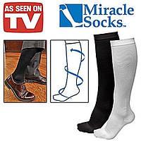 Компрессионные носки Miracle Socks с антиварикозным эффектом